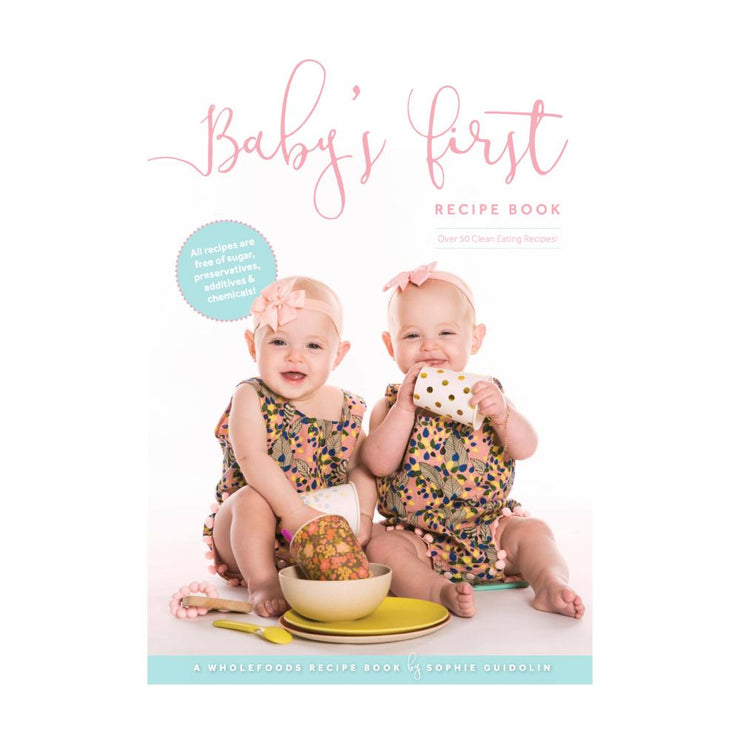 Baby's First Recipe Book