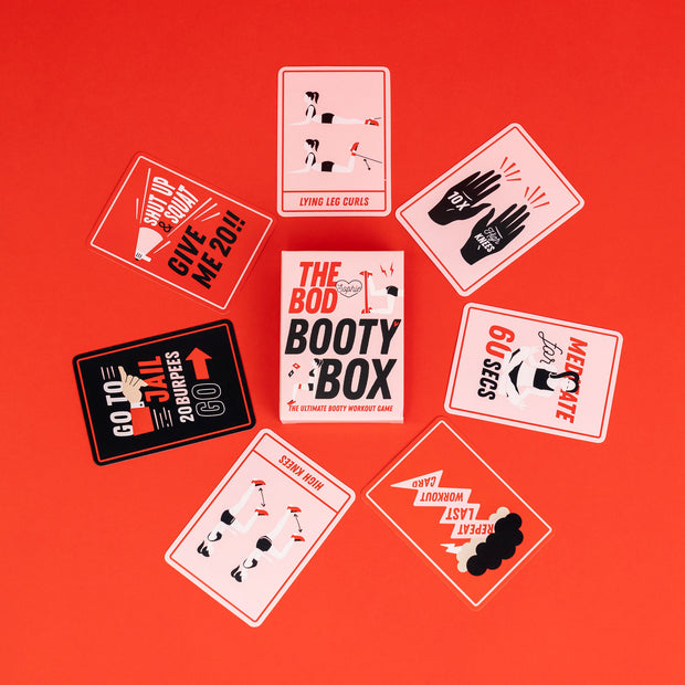 THE BOD Booty Box