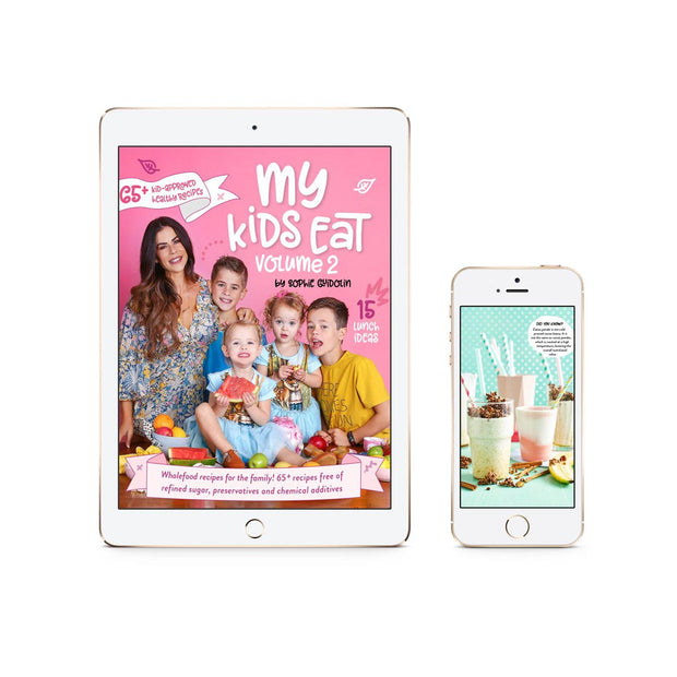 My Kids Eat Volume 2 | Digital Edition