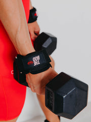 THE BOD Lifting Grips