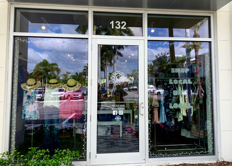 Ceci Palm Beach Store Front