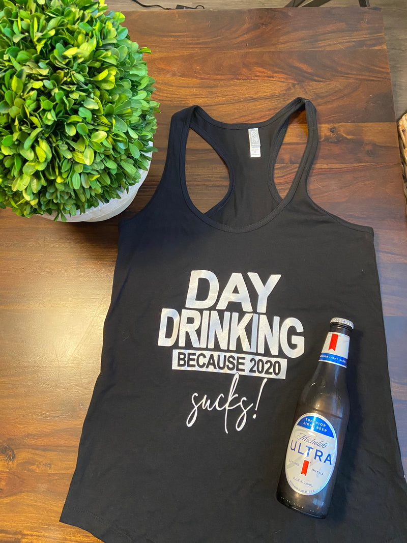 Black Day Drinking Tank