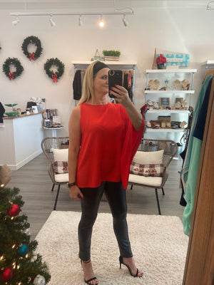 Ruby One Shoulder Top