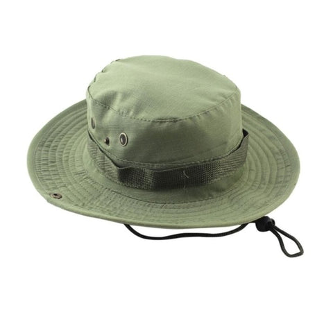 2018 Unisex Adjustable Cap Solid Boonie Hats Fisherman Hat Sun Protect –  Hdy Apparel 29a8bf22e679