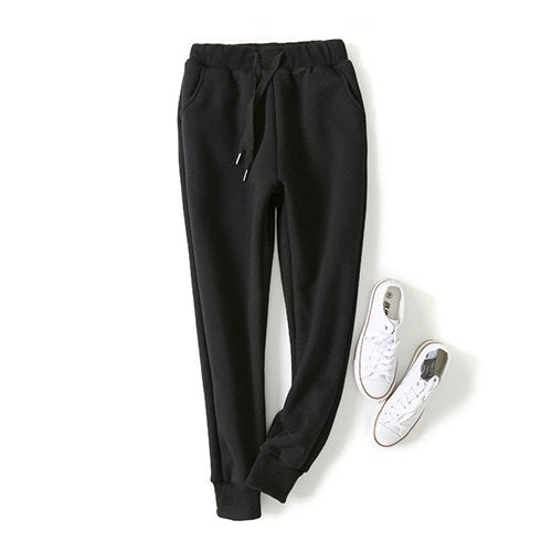 722215a067190 Cashmere Warm Winter Harem Pants Causal Thick Velvet Cashmere Pants 5Xl  Women'S Trousers Winter Trousers Warm