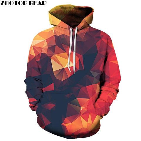 aecc310c66b5 Hot Sale Men Sweatshirts 3D Hoodie Male Tracksuits Pullover Hoody  Streetwear Coat With Hat Print 6XL ...