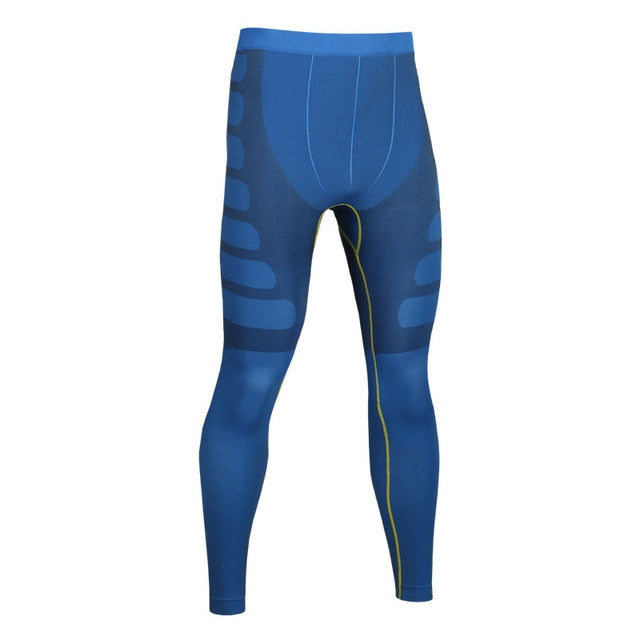ee35fa49e4e0c Men Joggers Pants Compression Tights Fall Mens Fitness Sweatpants Striped  Quick Dry Pants Trousers Crossfit Clothing