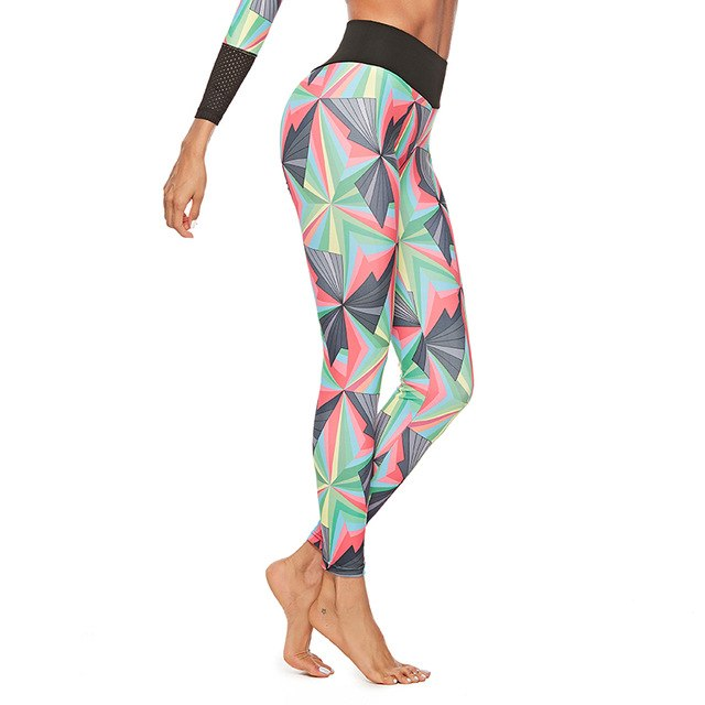 2a1e4f8f96918c Super Soft Hip Up Fitness Pants Women 4-Way Stretchy Sporting Full Length  High Waist Gym Athletic Leggings