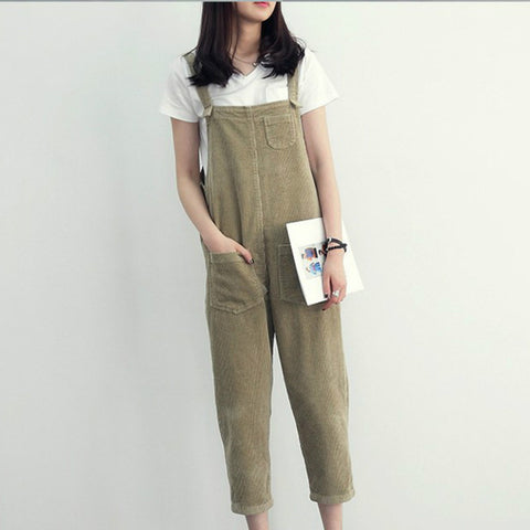 b991826c6f4 Overalls Dungarees Oversize Loose Rompers Women Jumpsuit Strap Solid C –  Hdy Apparel