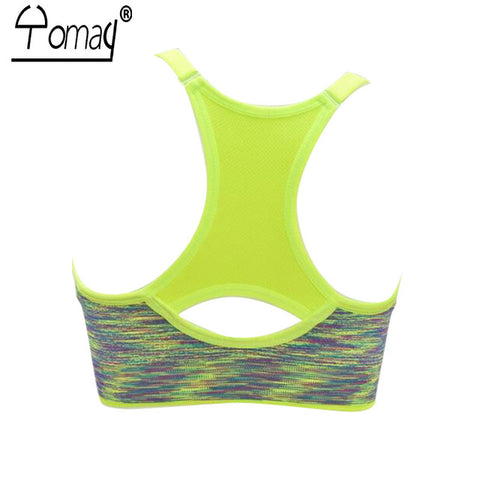 22adcd63760 Women Sports Bras Fitness Sports Bra Top Shockproof Shapes Quick Dry  Running Gym Adjustable Underwear Push Up Yoga Bra Top. from  17.80