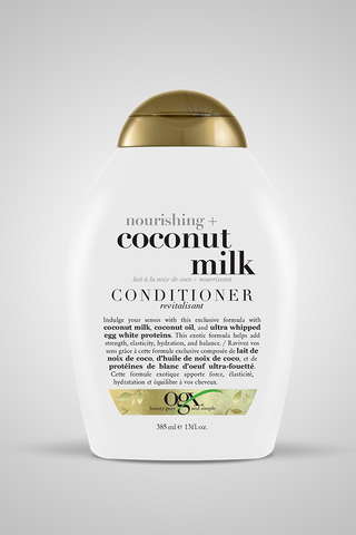 best conditioner for weave coconut