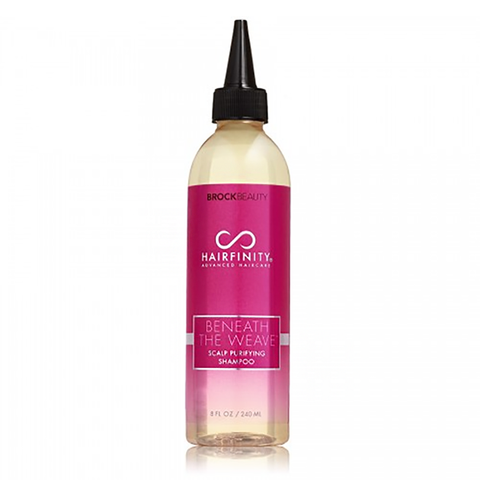 best shampoo for weave hair extensions purify