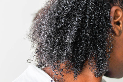 black woman remedy dry itchy scalp
