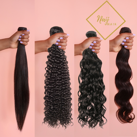 ponytail extensions bundles