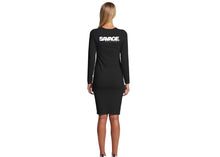Load image into Gallery viewer, Ladies Long Sleeve Dress