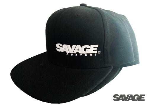 Savage Customs Caps