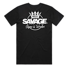 Load image into Gallery viewer, New Style Crown Logo Savage Limited Edition Tee