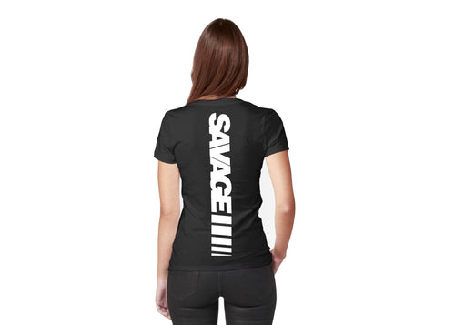 Ladies Savage Limited Edition Tee