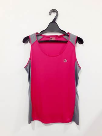 Mico Round Neck Vest Woman