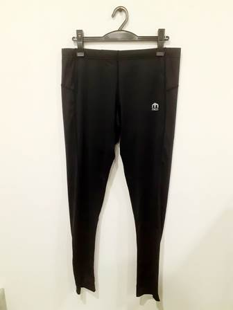 Mico Light Weight Running Long Pants Woman