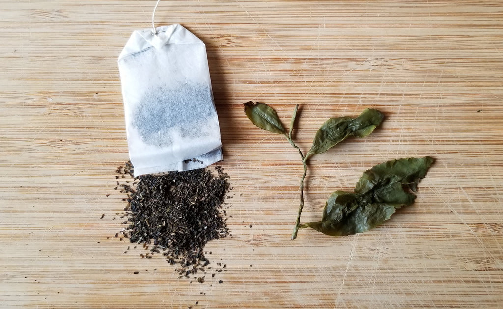 Why You Should Switch from Teabags to Loose Leaf