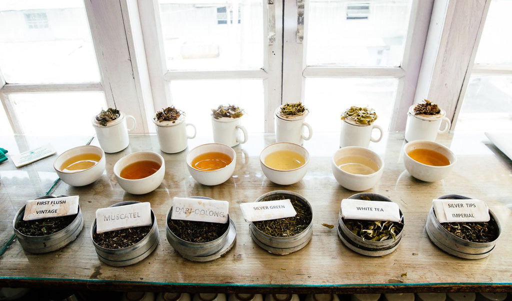 Tea 101: The Famous Darjeeling