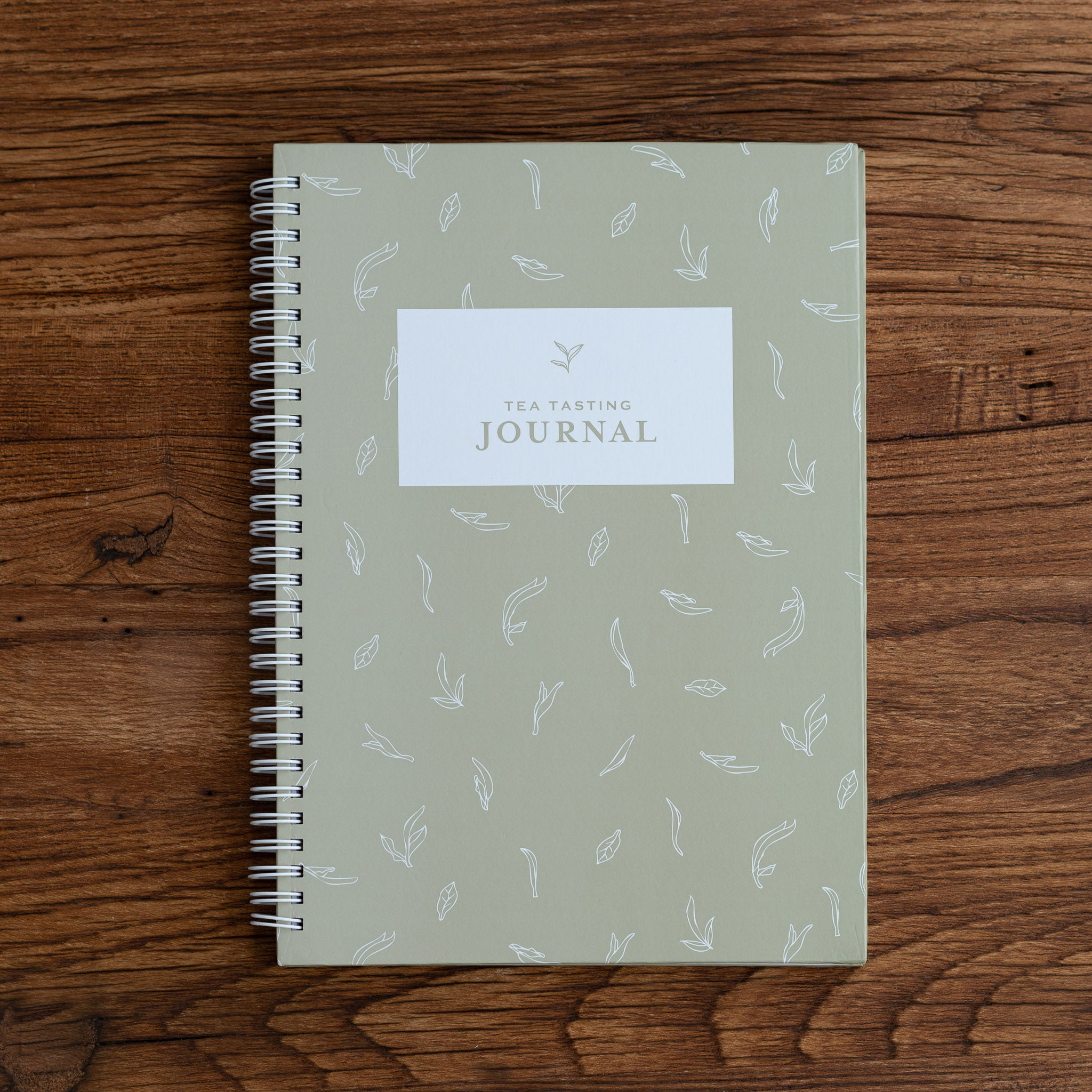 Tea Tasting Journal