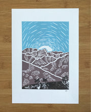 Load image into Gallery viewer, Hajar Sunshine print 21 x 29cm