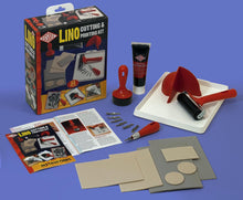 Load image into Gallery viewer, Essdee Lino Cutting and Printing Kit