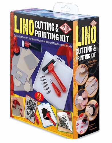 Essdee Lino Cutting and Printing Kit