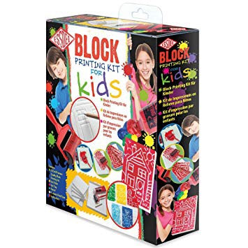 Essdee Kids Blockprinting Kit