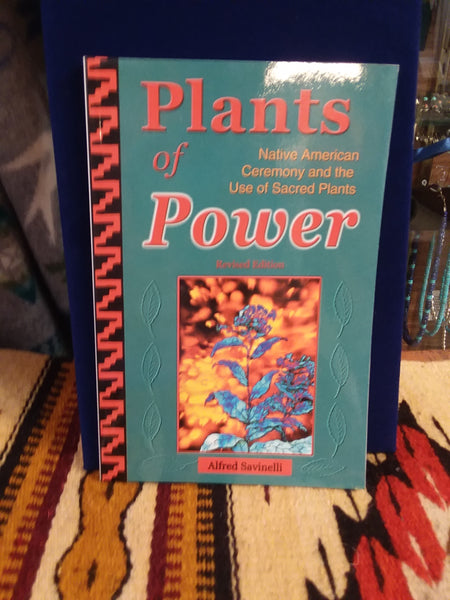 Book: Plants of Power