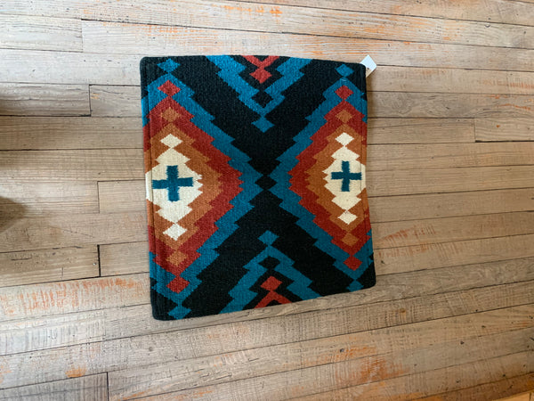 "Southwest Inspired Throw Pillow; 18""x18""; Insert Included"