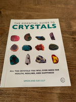 Book: Essential Guide to Crystals