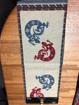 Table runner by Sedona to match Placemats  Geckos
