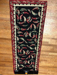Table runner by Sedona to match Placemats  Chile Peppers