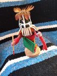"4"" Kokopelli Kachina Doll"