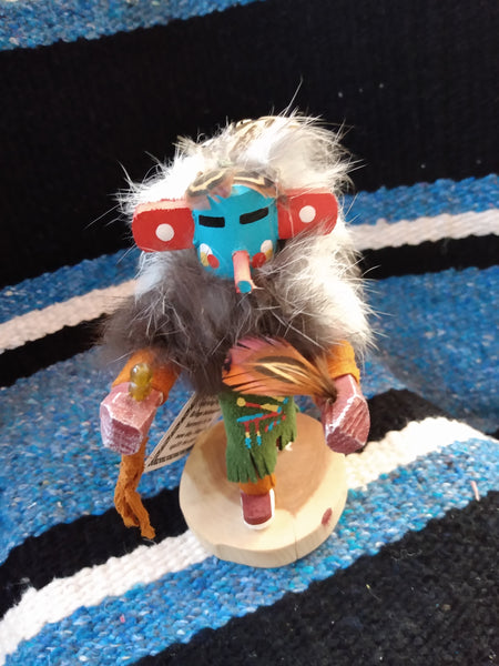 "4"" Morning Singer Kachina Doll"