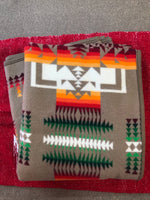 "Pendleton Chief Joseph Tan 64""x80"""