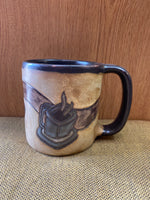 Java Mara Mug in lead free stoneware pottery