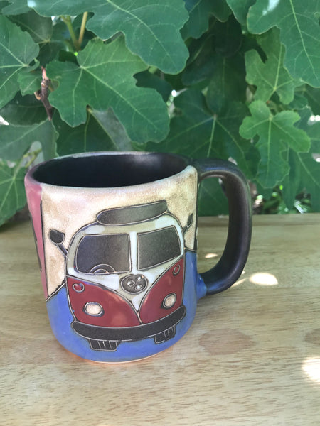 VW Bus Mara Mug 16oz