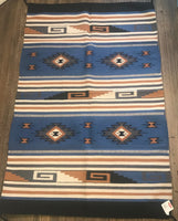 Handwoven Rugs in Southwest Designs Wool