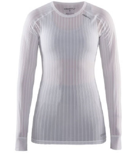 BASE LAYER : Craft Active Extreme Women's Round Neck L/S Base Layer [size 42-44]