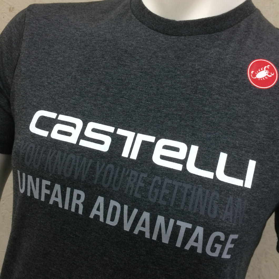 T-SHIRT : Castelli Advantage Men's T Shirt [M] *48