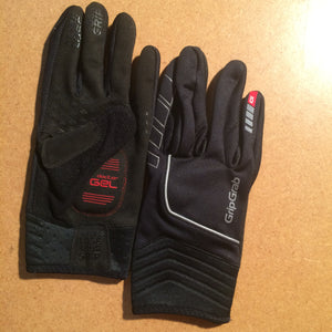 GLOVES-CYCLING : GripGrab Hurricane Full Finger Cycling Gloves [M/9] *11