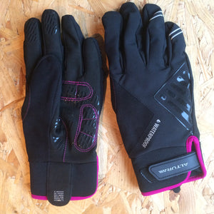 GLOVES-CYCLING : Altura Pro-gel Waterproof F/F Cycling Gloves [M] *11