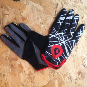 GLOVES-MTB : 661 Rev Full Finger MTB Gloves [2XL] *11
