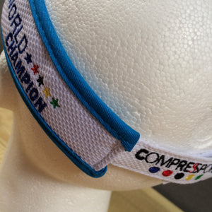VISOR : Compressport 7X World Champion Sun Visor *17