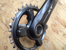 Load image into Gallery viewer, CRANKSET : Shimano DEORE XT M8000 - Single Ring 32T