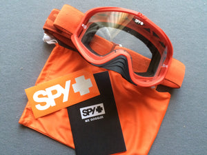 GOGGLES : Clear Lens Spy Optic Woot